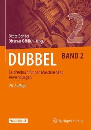 Dubbel Taschenbuch für den Maschinenbau 2.