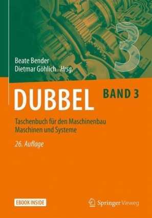 Dubbel Taschenbuch für den Maschinenbau 3