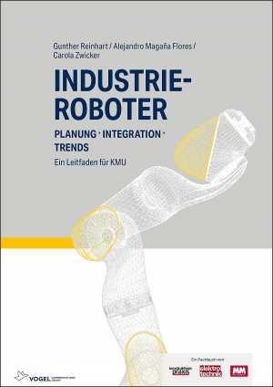 Industrieroboter.
