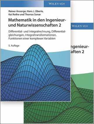 Mathematik in den Ingenieur- und Naturwissenschaften.