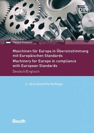 Maschinen für Europa in Übereinstimmung mit Europäischen Standards