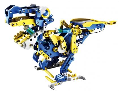12 in 1. Dodeca Solar & Hydraulik Roboter.