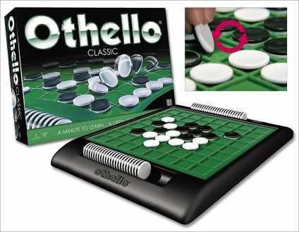 Othello. Strategiespiel.